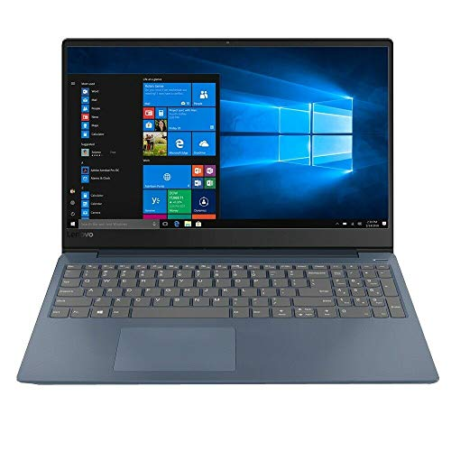 Lenovo Ideapad 330S (81F500LXUK) Full HD Laptop Blue, 15.6-inch