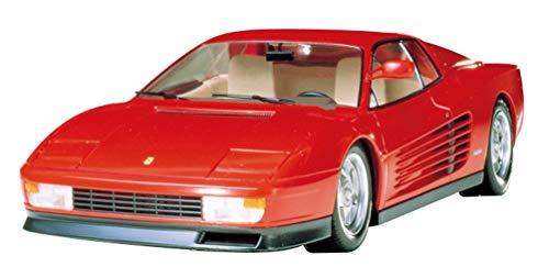 Tamiya 24059 - Modellino da Costruire Ferrari Testarossa, Scala: 1:24
