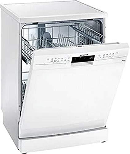 Lave vaisselle Siemens SN236W01GE - Lave vaisselle 60 cm - Classe A++ / 46 decibels - 12 couverts - Blanc bandeau : Blanc - Pose libre