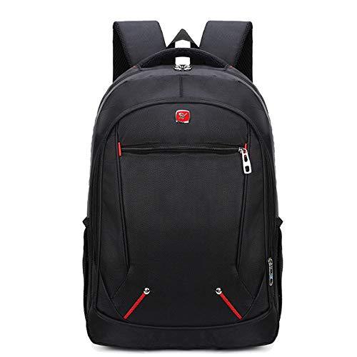 WQF Rucksack Business Casual Laptoptasche Nylon Material Verschleißfeste stoßfeste Verstellbarer Schultergurt Geeignet für Reisen, Shopping