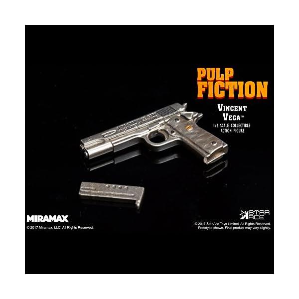 Star Pulp Fiction My Favourite Movie Action Figure 1/6 Vincent Vega 30 cm Toys 3