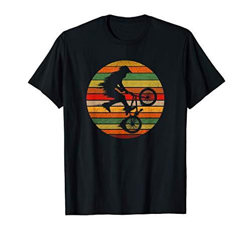 Best Funny B.M.X Fan Bike T-Shirt Vintage Gift Boys Kids Mens - T Shirt for Men and Woman.