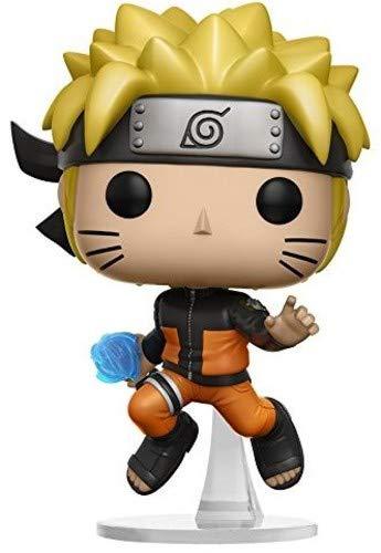 Funko - Pop! Vinilo Colección Naruto - Figura Naruto