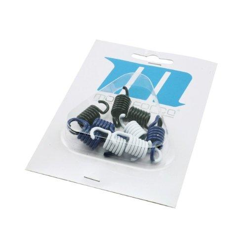 Kupplungsfedern Motoforce für Minarelli 3 Backen (107mm), Piaggio und Peugeot (alle Modelle), GY6 (4-Takt), Kymco