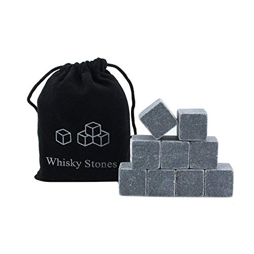 #N/V Whiskey Eis Wein Steine Whisky Stein Eiswürfel Marmor Eisstein Eisstadt Stein