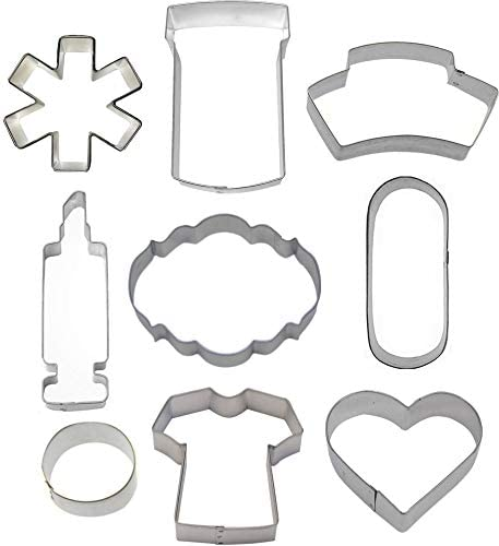 Thermometer Cookie Cutter \u2013 Pharmacy Cookie Cutter Pharmacist Gift