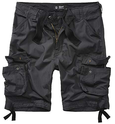 Brandit Urban Legend Ripstop Shorts Black - M
