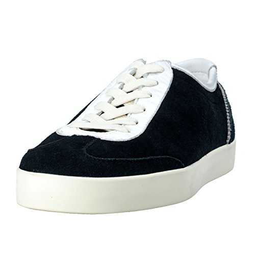 Dolce & Gabbana Women's Suede Leather Sneakers Shoes US 8.5 IT 38.5 Dolce Sz 5