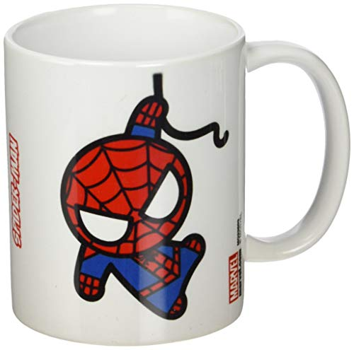 Pyramid International Marvel Kawaii - Taza Spider-Man, 320ml