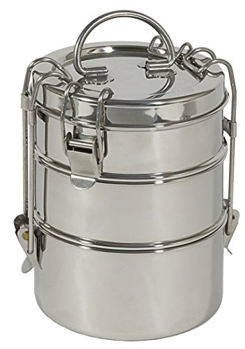 To-Go Ware 3-Tier Stainless Lunch Box