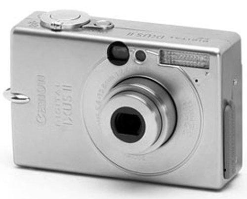 Canon Digital IXUS II / 3,1 Megapixel Digitalkamera
