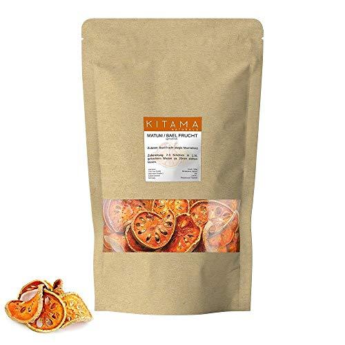 Thai Matum Tee Bengalische Quitte Bael Frucht aus Thailand Wellness-Tee zum Relaxen und Entspannen (300g)