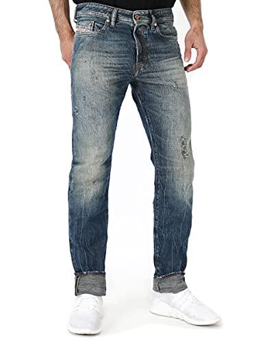 Diesel - Regular Slim Fit Jeans - Buster 084WN, Größe:W31, Schrittlänge:L32
