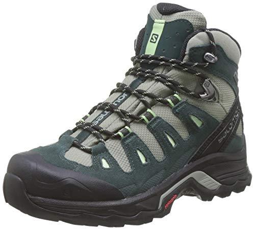 SALOMON Damen Quest Prime GTX W Trekking-& Wanderstiefel, Farbe: grün (shadow/green gables/patina green) Größe: EU 39 1/3