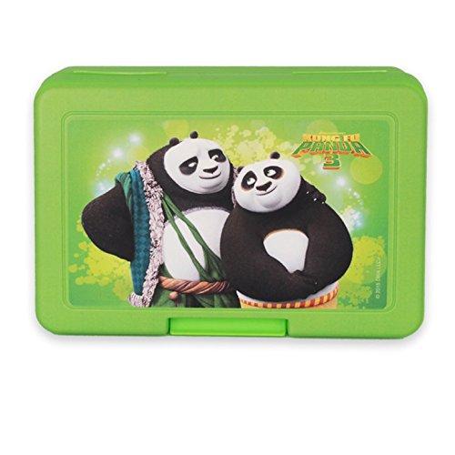 Kung Fu Panda 3 - contenitore per il pranzo Verde chiaro glutei e Li