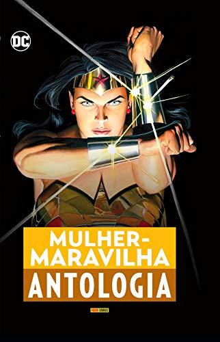 Mulher-Maravilha: Antologia: Capa Dura