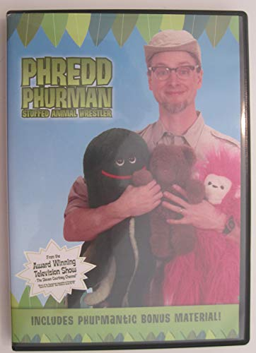 Phredd Phurman Stuffed Animal Wrestler [DVD] [Import]