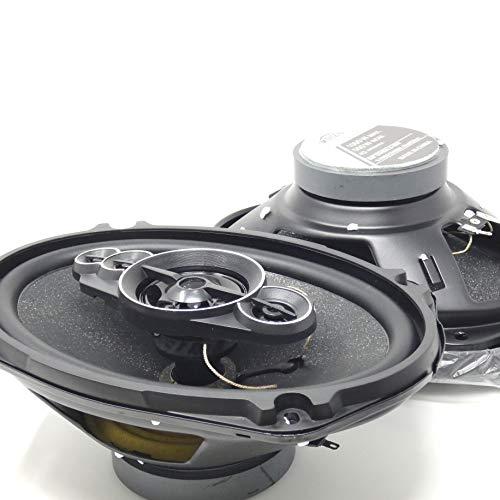 Car Speakers 6x9 5 Way 1000W 6'x 9' Speaker Coaxial Full Range Car Speaker (Pack of 2)