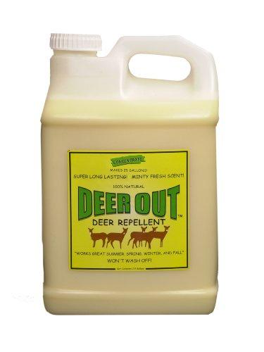 Deer Out Deer Repellent Deer Repellent 2 1/2 Gallon Concentrate