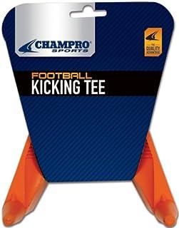 Champro Kick-Off-Header 橄榄球 T 恤(橙色)