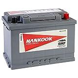 Hankook MF57412 74Ah Batterie de Démarrage Pour Voiture 12V 680A 278x175x190mm