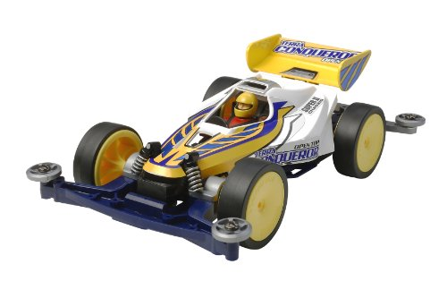 Conqueror Mini 4wd Limited Edition (Open Top) 94891 [Toy] (japan import)