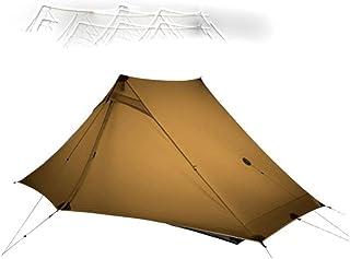 3F GEAR Lanshan-tält utomhus 2 personer ultralätt campingtält 3 säsonger professionellt 20D rottfritt tält