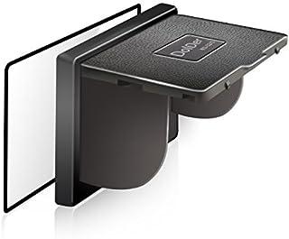 DolDer Protector de pantalla & Parasol para Sony A7II/A7RII/A7SII/A77II/A99II/A7III/A7RIII/A7SIII