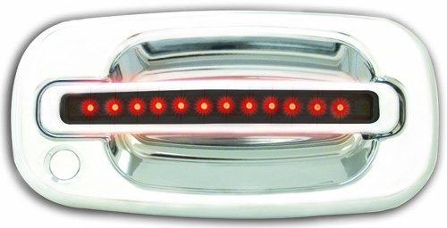 03 silverado red door handle - 9