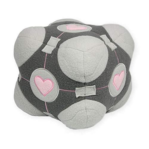 changshuo Stofftier Portal 2 Weighted Companion Cube Plüsch 8 \