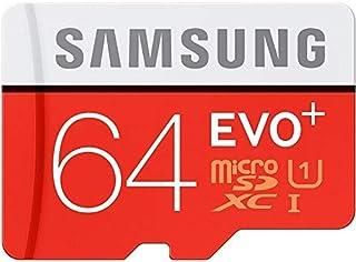 Samsung 64GB EVO PLUS MicroSDXC Class 10 up to 80MB,s