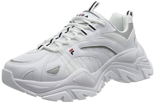 FILA Electrove wmn zapatilla Mujer, blanco (White), 40 EU