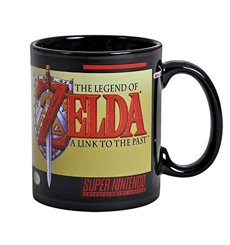 Flashpoint AG Z891625 Legend of Zelda Tasse A Link to The Past, Mehrfarbig