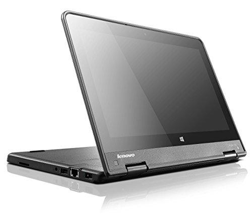 Lenovo ThinkPad Yoga 11e 1.83GHz N2930 11.6in 1366 x 768Pixels Touch screen Nero (Ricondizionato) )