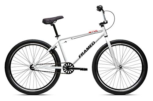 Framed Appeal BMX Bike White Sz 26in