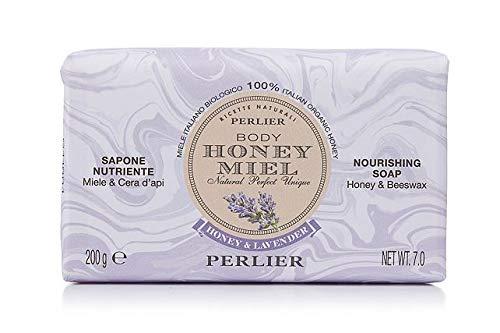Perlier Honey & Lavender Bar Soap, 7 oz.