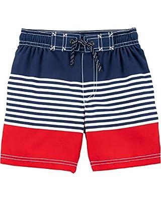Carter's Little Boys' Swim Trunk