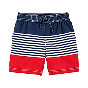 Carter's Little Boys' Swim Trunk