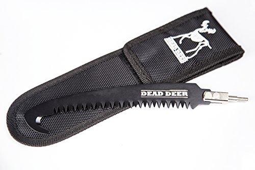 Do-All Outdoors Limb and Brush Saw Teflon Coated Black, 10.25' x 3.75' x 1.25' (DPAS5)