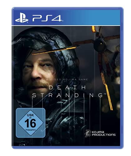Death Stranding - Standard Edition [PlayStation 4]