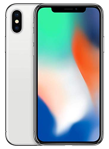 Apple iPhone X (64GB) - Silber
