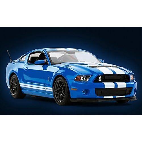 Blue Mustang: Amazon com