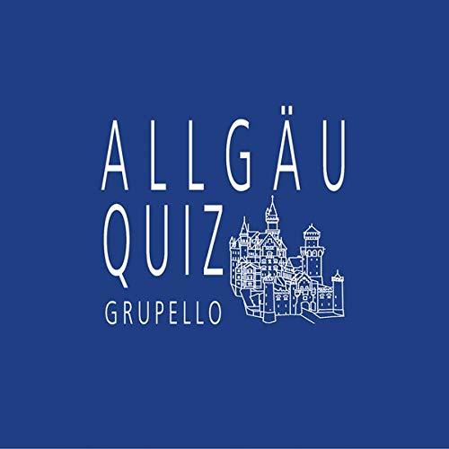Allgäu-Quiz: 100 Fragen und Antworten