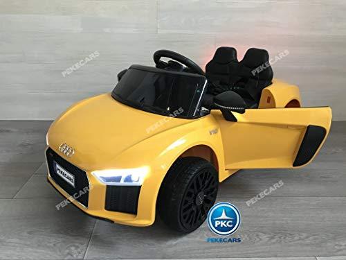 PEKECARS Compatible con Audi Little R8 Spyder...