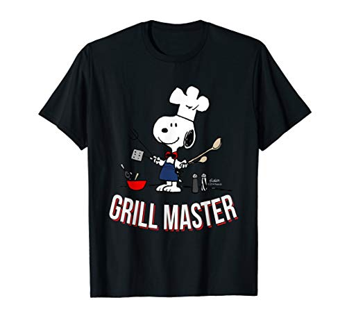 Peanuts Snoopy Grill Master