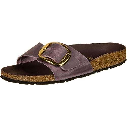 Birkenstock Madrid Oiled Leather Lavender Blush Women´s Sandals (US W 6.0)