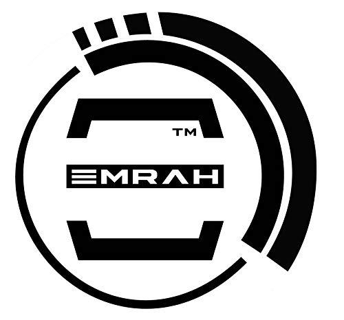 EMRAH - Protector de Tobillo para Tobillera o Calcetines de Kickboxing Thai, Verde, Large