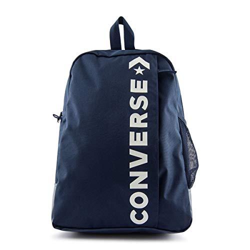 Converse Speed 2.0 Backpack 10008286-A09 Borsa Messenger 42 centimeters 18 Blu (Navy)