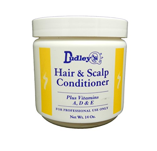 Dudley's Hair and Scalp Conditioner for Unisex, 14 Ounce