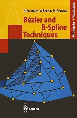 Bézier and B-Spline Techniques (Mathematics and Visualization) (English Edition)